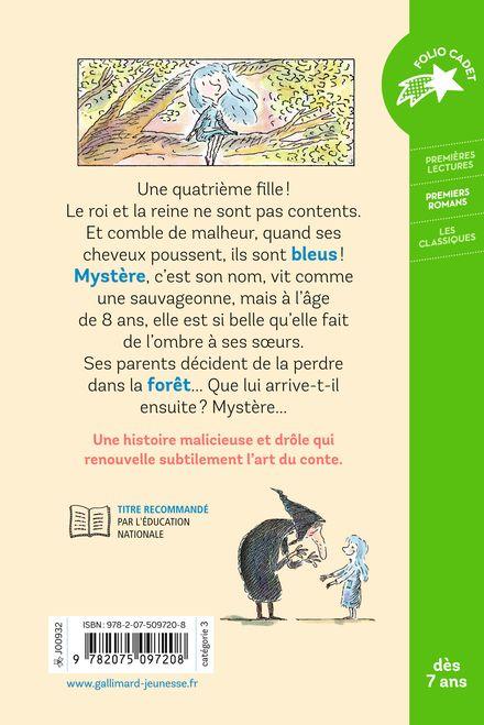 Mystère - Serge Bloch, Marie-Aude Murail