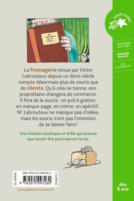 Du commerce de la souris - Claude Lapointe, Alain Serres
