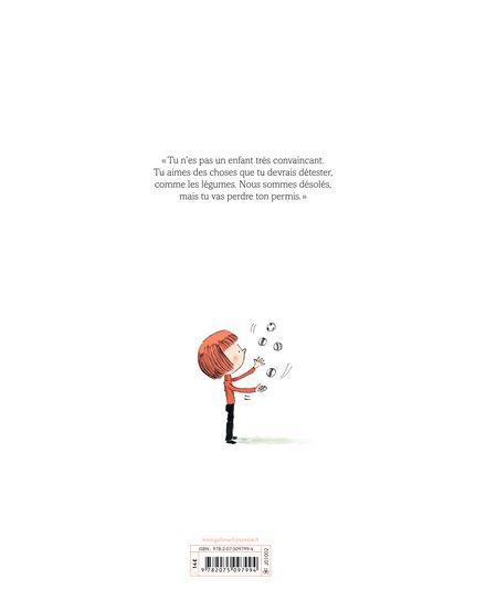 Le permis d'être un enfant - Ronan Badel, Martin Page