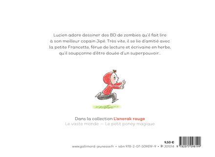 L'anorak rouge - Jean-Luc Englebert