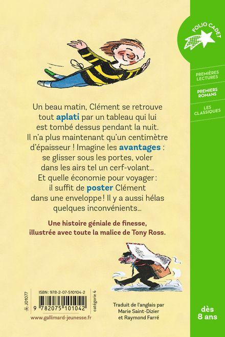 Clément aplati - Jeff Brown, Tony Ross