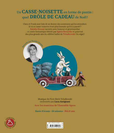 Casse-Noisette - Juliette Barbanègre, Agnès Desarthe