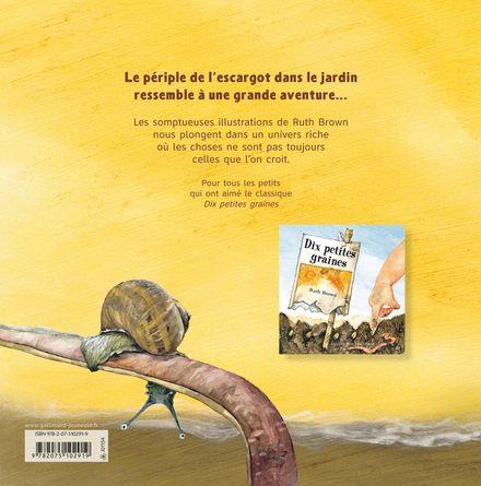 Le voyage de l'escargot - Ruth Brown