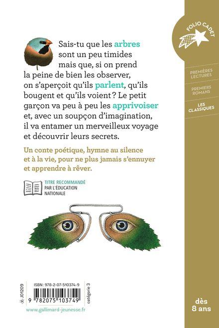 Voyage au pays des arbres - Henri Galeron, J. M. G. Le Clézio