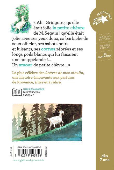 La chèvre de M. Seguin - Alphonse Daudet, François Place