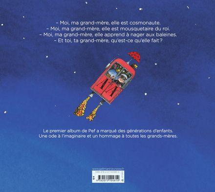 Livre Moi Ma Grand Mere Gallimard Jeunesse