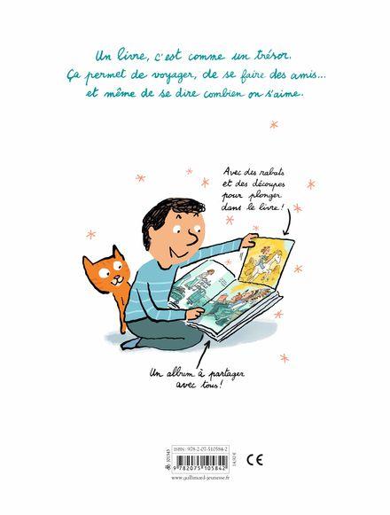 Un livre, c'est magique ! - Arnaud Alméras,  Robin