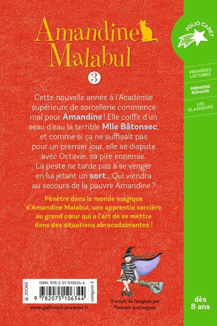 Amandine Malabul, la sorcière ensorcelée - Jill Murphy