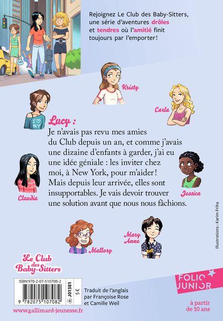 L'erreur de Lucy - Karim Friha, Ann M. Martin