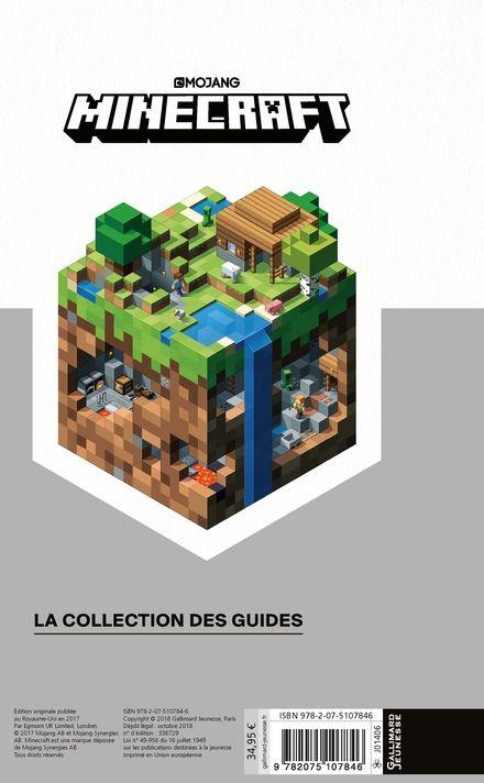 Minecraft : La collection des guides officiels - James Bale, Ryan Marsh, John Stuckey