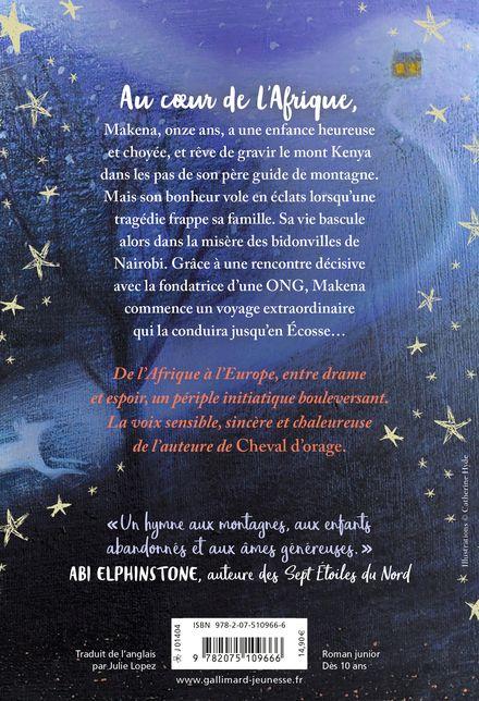 Le voyage de Makena - Catherine Hyde, Lauren St John