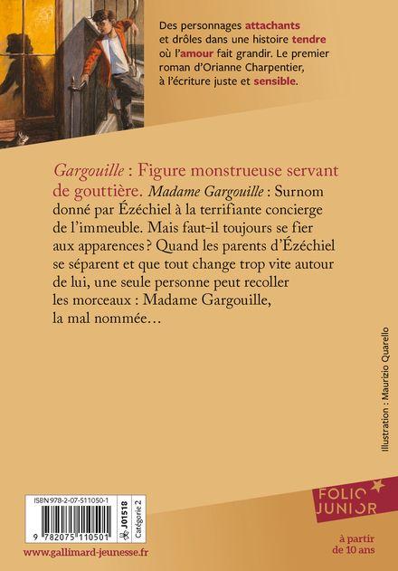 Madame Gargouille - Orianne Charpentier