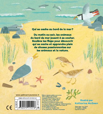 Qui se cache au bord de la mer? - Katherine McEwen