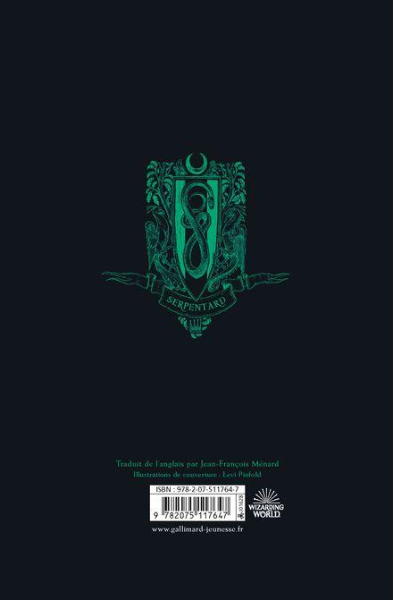 Harry Potter et le prisonnier d'Azkaban - Levi Pinfold, J.K. Rowling