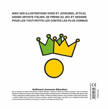 Le prince grenouille -  Attilio