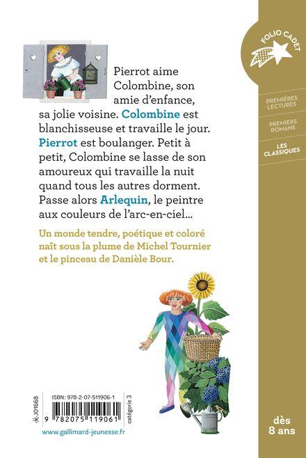 Pierrot ou Les secrets de la nuit - Danièle Bour, Michel Tournier