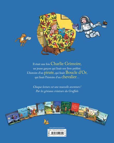 Les histoires à tiroirs de Charlie Grimoire - Julia Donaldson, Axel Scheffler