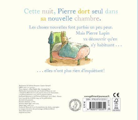 Bonne nuit, Pierre -
