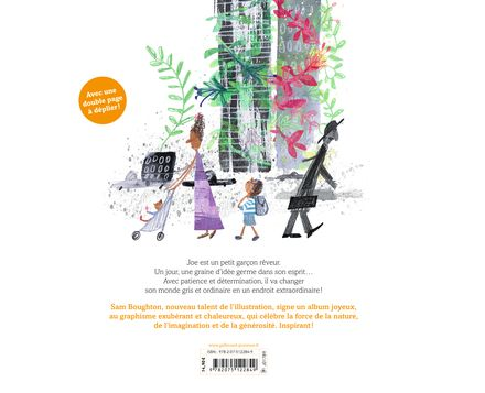 Le petit jardinier extraordinaire - Sam Boughton