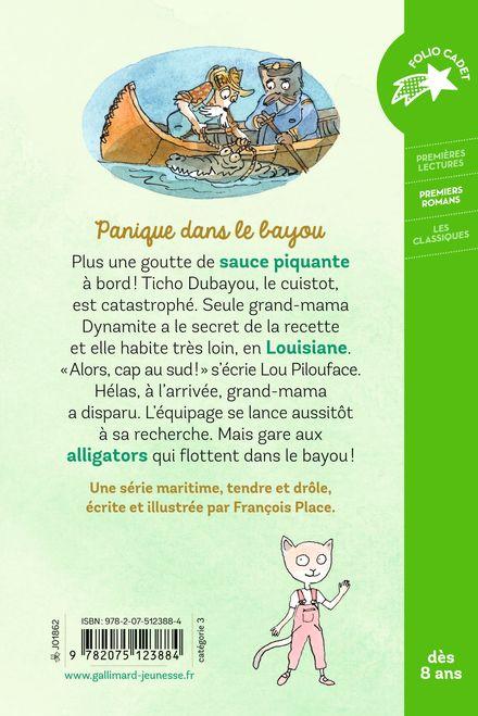 Panique dans le bayou - François Place