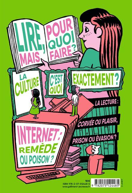 Lire, à quoi bon? -  Alfred, Martine Gasparov