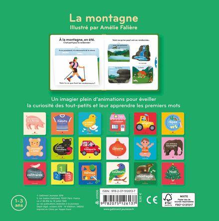 La montagne - Amélie Falière