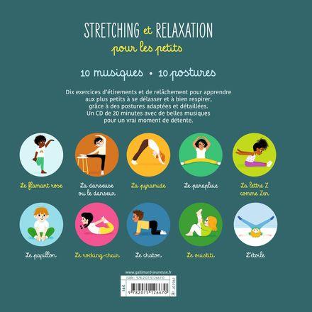 Stretching et relaxation pour les petits - Elsa Fouquier, Rida Ouerghi