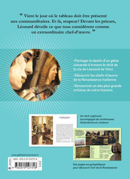Le génie De Vinci - Patrick Jusseaux, Jame's Prunier