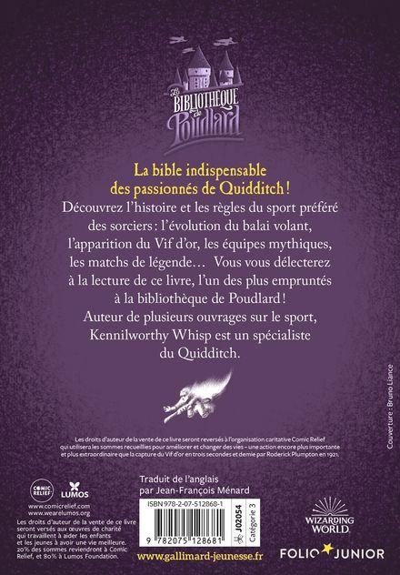 Le Quidditch à travers les âges - J.K. Rowling