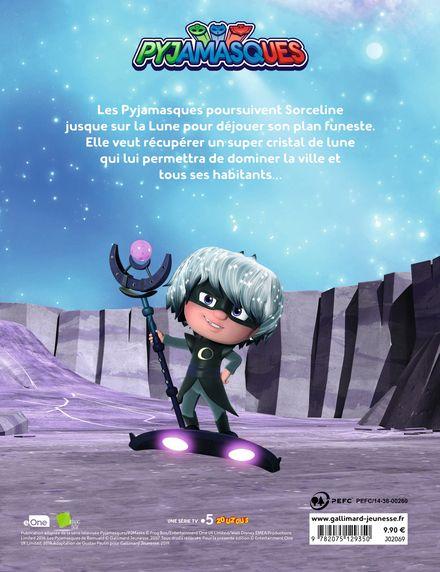 Gluglu marche sur la lune -  Romuald