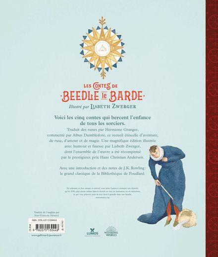Les Contes de Beedle le Barde - J.K. Rowling, Lisbeth Zwerger