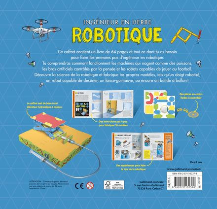 Robotique - Rob Colson, Eric Smith