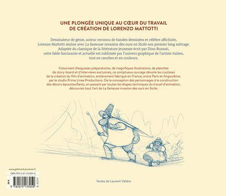 La fameuse invasion des ours en Sicile - Lorenzo Mattotti, Laurent Valière