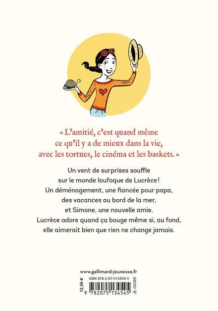 Le monde de Lucrèce, 4 -  Catel, Anne Goscinny