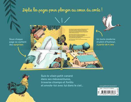 Le vilain petit canard - Philippe Lechermeier, Mylene Rigaudie