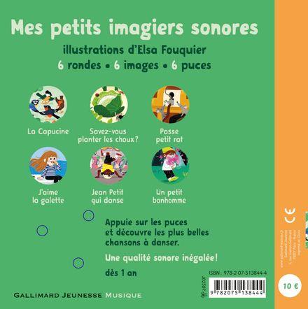 Mes rondes - Elsa Fouquier