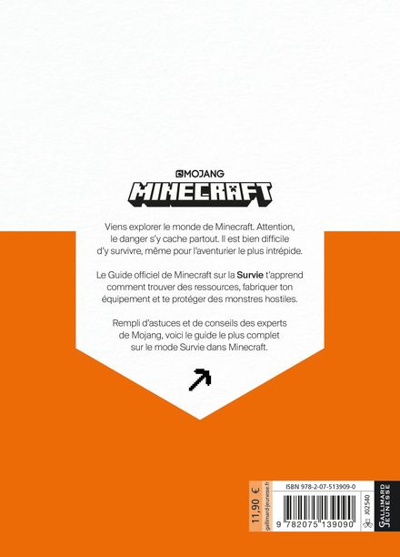Minecraft. Le Guide de survie - Ryan Marsh, Stephanie Milton