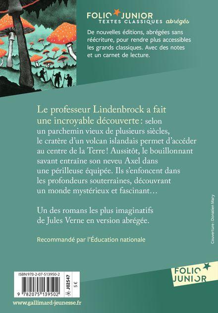 Voyage au centre de la Terre -  Riou, Jules Verne