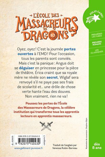 Un dragon à l'école - Bill Basso, Kate McMullan