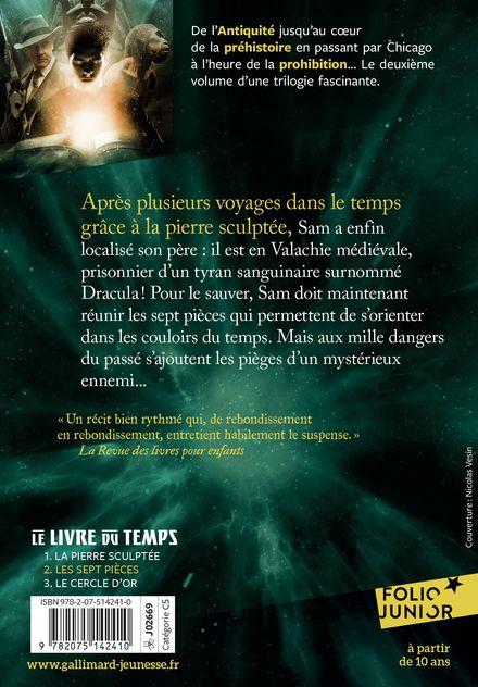 Le livre du temps - Guillaume Prévost