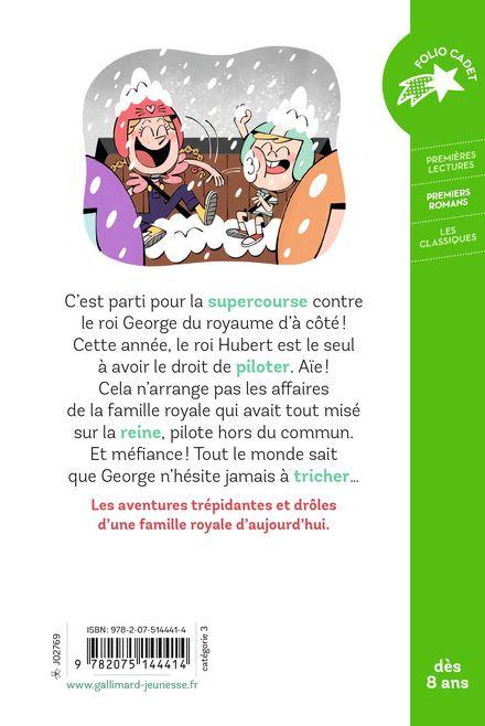La super course - Aurore Damant, Christophe Mauri