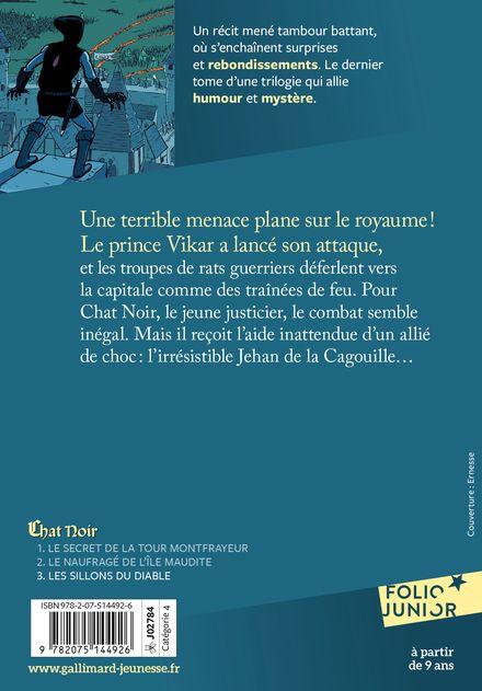 Chat noir - Yann Darko