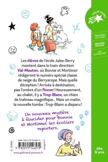 La classe de neige - Agnès Cathala, Clément Devaux
