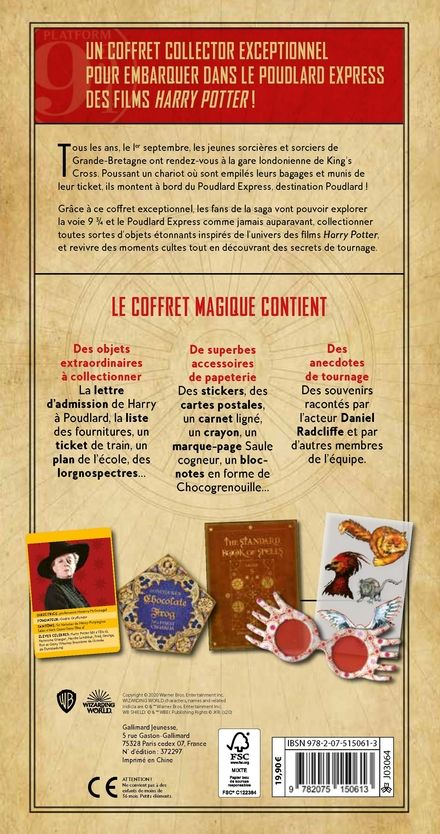 Harry Potter - Destination Poudlard -