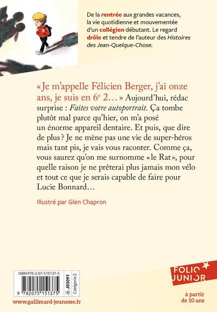 Le livre dont je ne suis pas le héros - Jean-Philippe Arrou-Vignod, Glen Chapron
