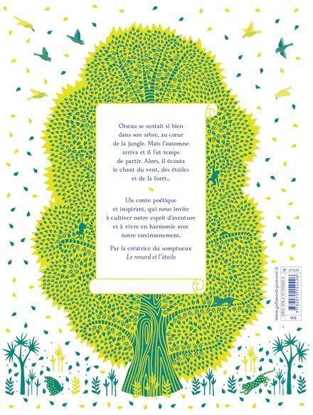 La chanson de l'arbre - Coralie Bickford-Smith