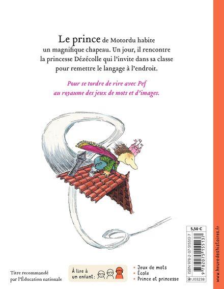 La belle lisse poire du prince de Motordu -  Pef