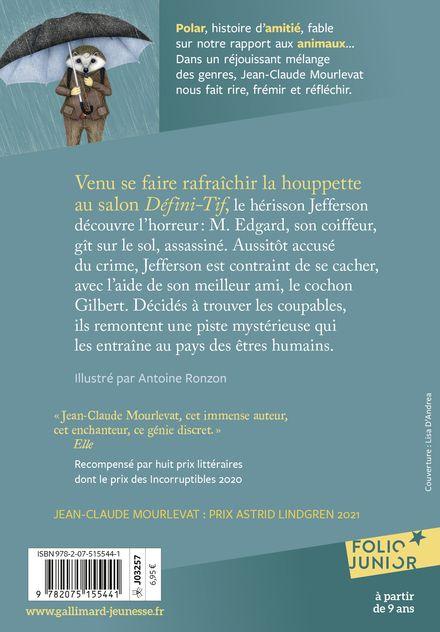 Jefferson - Jean-Claude Mourlevat, Antoine Ronzon