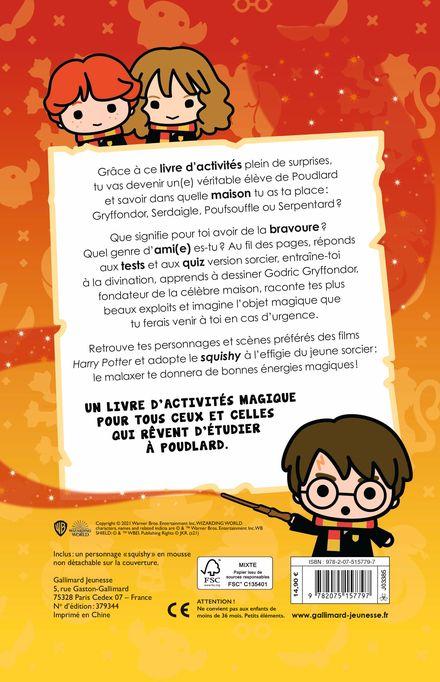 Harry Potter - Quiz et tests : Bravoure et amitié -