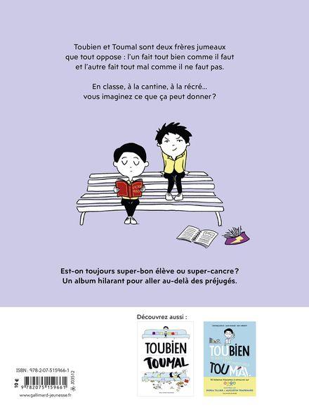 Toubien Toumal à l'école - Julien Hirsinger, Cathy Karsenty, Constance Verluca
